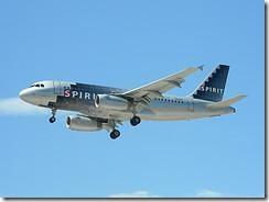 MILF Sale at Spirit Airlines